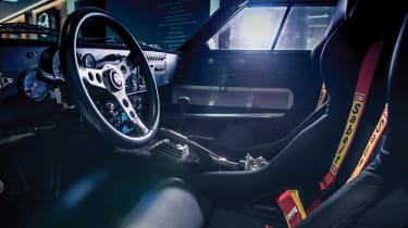 Mazda RX-7 Evo Group B Works - interior 2