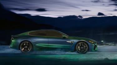 BMW M8 Concept - side