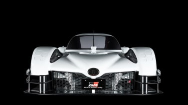 Toyota Gazoo Racing GR Super Sports Concept – front