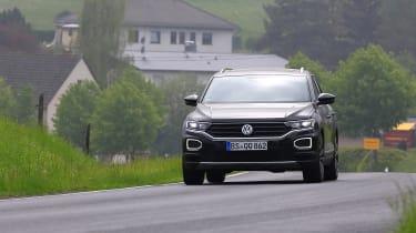 VW T-Roc R – front