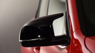 BMW X4 M wing mirror