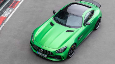 Mercedes-AMG GT R Pro front