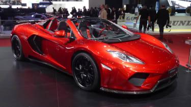 FAB McLaren Spider