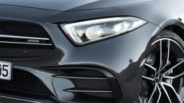 Mercedes-AMG CLS53 – headlight