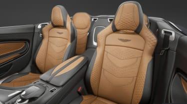 Aston Martin MY22 – DBS cabin