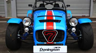 Caterham Seven Donington Edition - Front