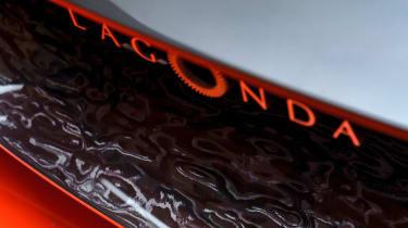 Aston Martin Lagonda Concept – grille