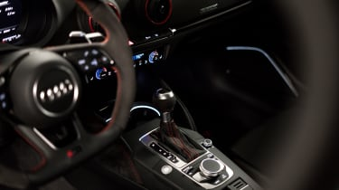 Abt tuned Audi RS3 interior