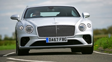 Bentley Continental GT review – silver nose