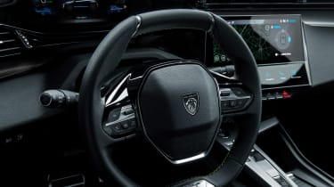 2021 Peugeot 308 - wheel