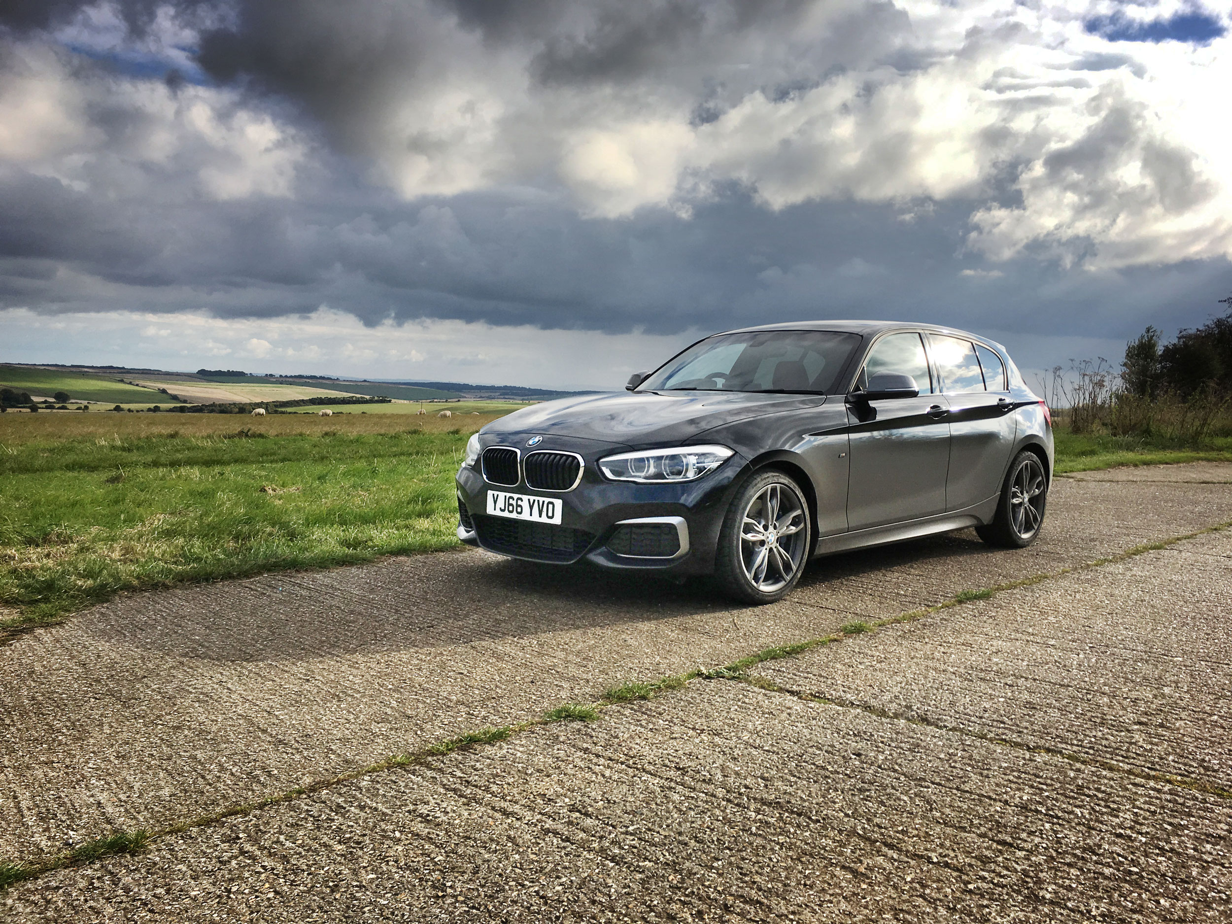 Bmw M140i Review 1 Series Hot Hatch Offers More Polish Than