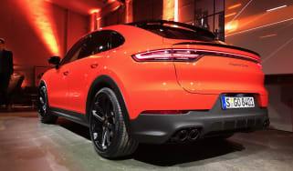 Porsche Cayenne Coupe - header