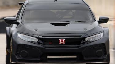 2018 Civic Type R BTCC - front