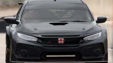 2018 Civic Type R BTCC - front