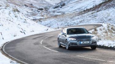 Audi S5 Sportback scenic