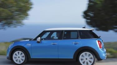 Mini five-door UK prices, specs and pictures