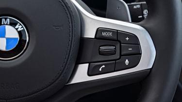 BMW X3 M40i - Steering wheel