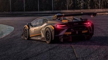 Lamborghini Huracán Super Trofeo Evo 2 – rear static