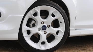 Ford Fiesta S1600 alloy wheel