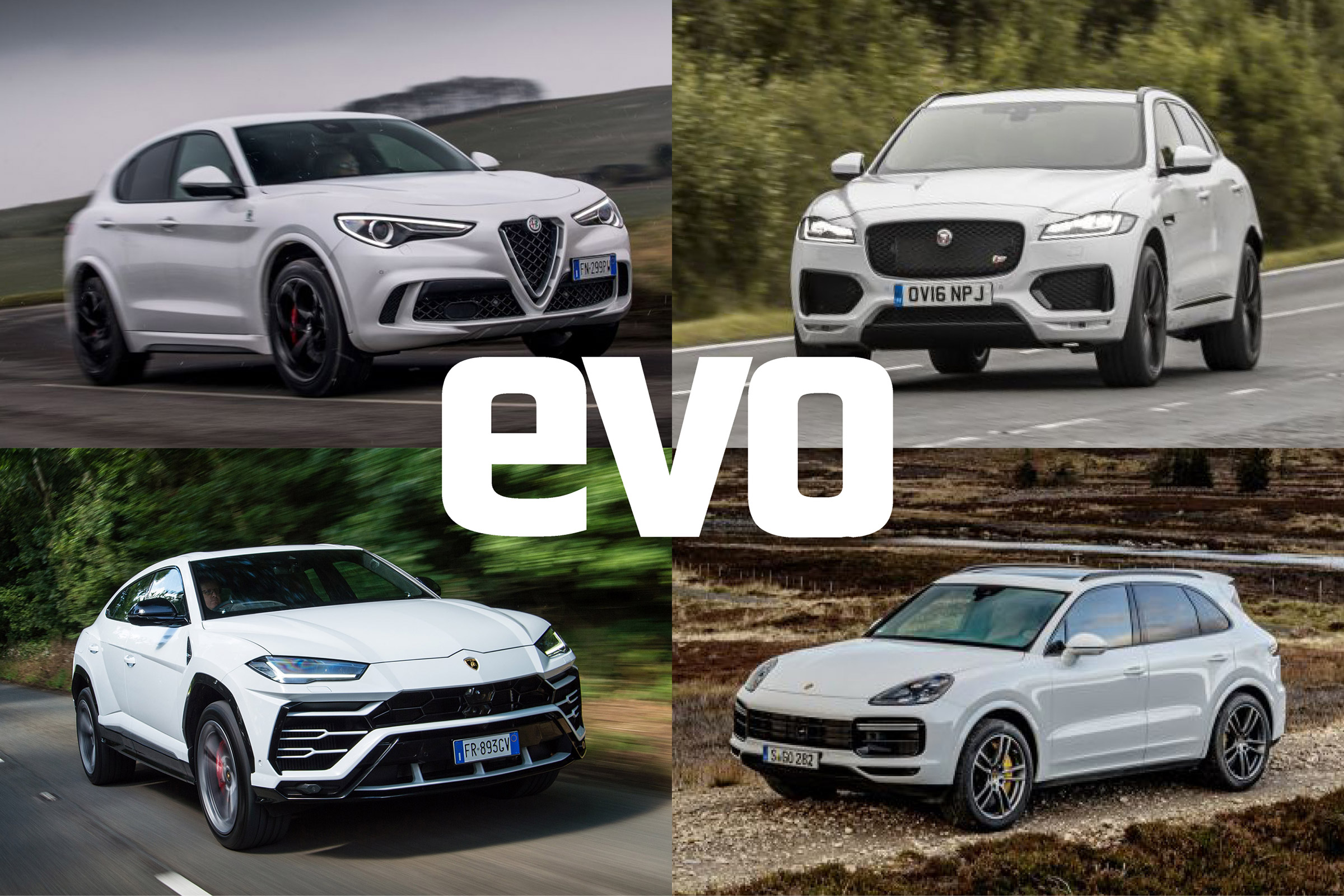 Best Performance Suvs 2021 The Best Evo Approved Off Roaders Evo
