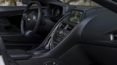 Aston Martin DB11 Volante - dash