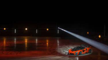 McLaren tech centre