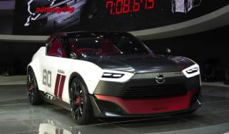 Nissan IDx Nismo front
