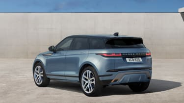 Range Rover Evoque - rear quarter