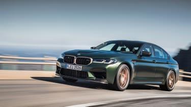 BMW M5 CS - front 2