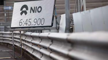 NIO EP9 Nurburgring lap time