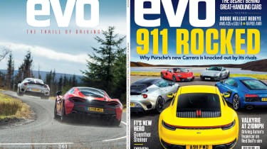 evo 261 - covers
