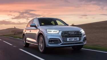 Audi Q5 S Line TFSI - twilight