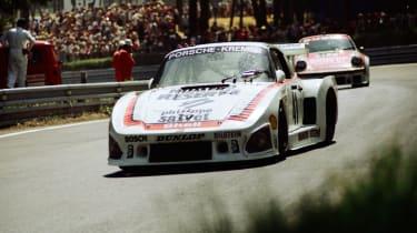 Porsche 935 - front