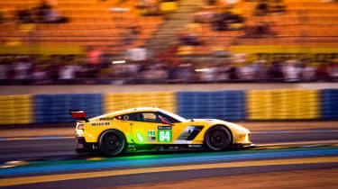 Le Mans 2017 - Corvette profile 2
