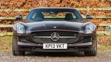 Mercedes-Benz SLS AMG – front