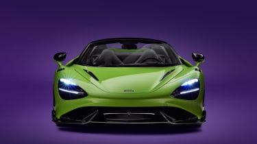 McLaren 765LT Spider – nose