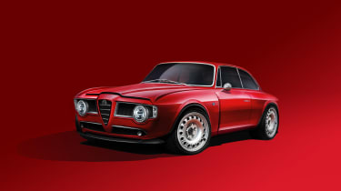 Emilia GT Veloce – front