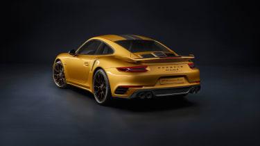 Porsche 911 Turbo S Exclusive Series - Rear