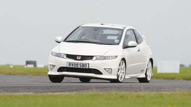 Civic Type-R Championship White edition