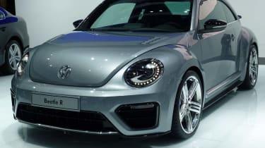 2011 Los Angeles motor show: Volkswagen Beetle R