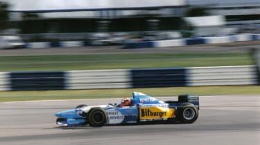 Benetton Johnny Herbert