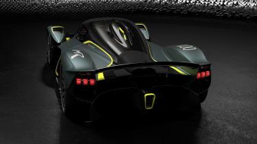 Aston Martin Valkyrie AMR - rear