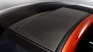 2012 BMW M6 carbon roof