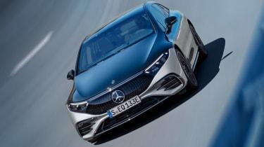 Mercedes-Benz EQS – front