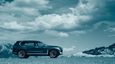 BMW X7 Concept - art