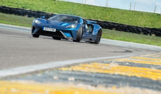 Road-legal supercars – Ford GT front