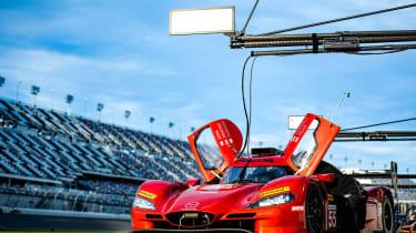 Mazda RT24-P at Daytona International Speedway