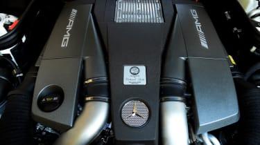 Mercedes CL 63 AMG Shooting Brake