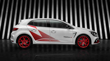 Renault Sport Megane Trophy-R side