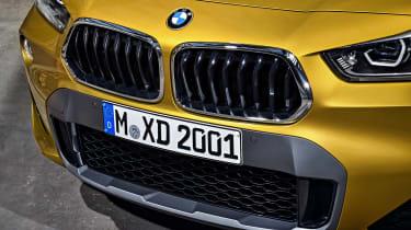 BMW X1 M Sport X - grille